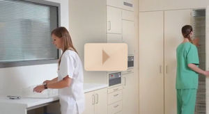 VIDEO Sayda Cleanroom Furniture